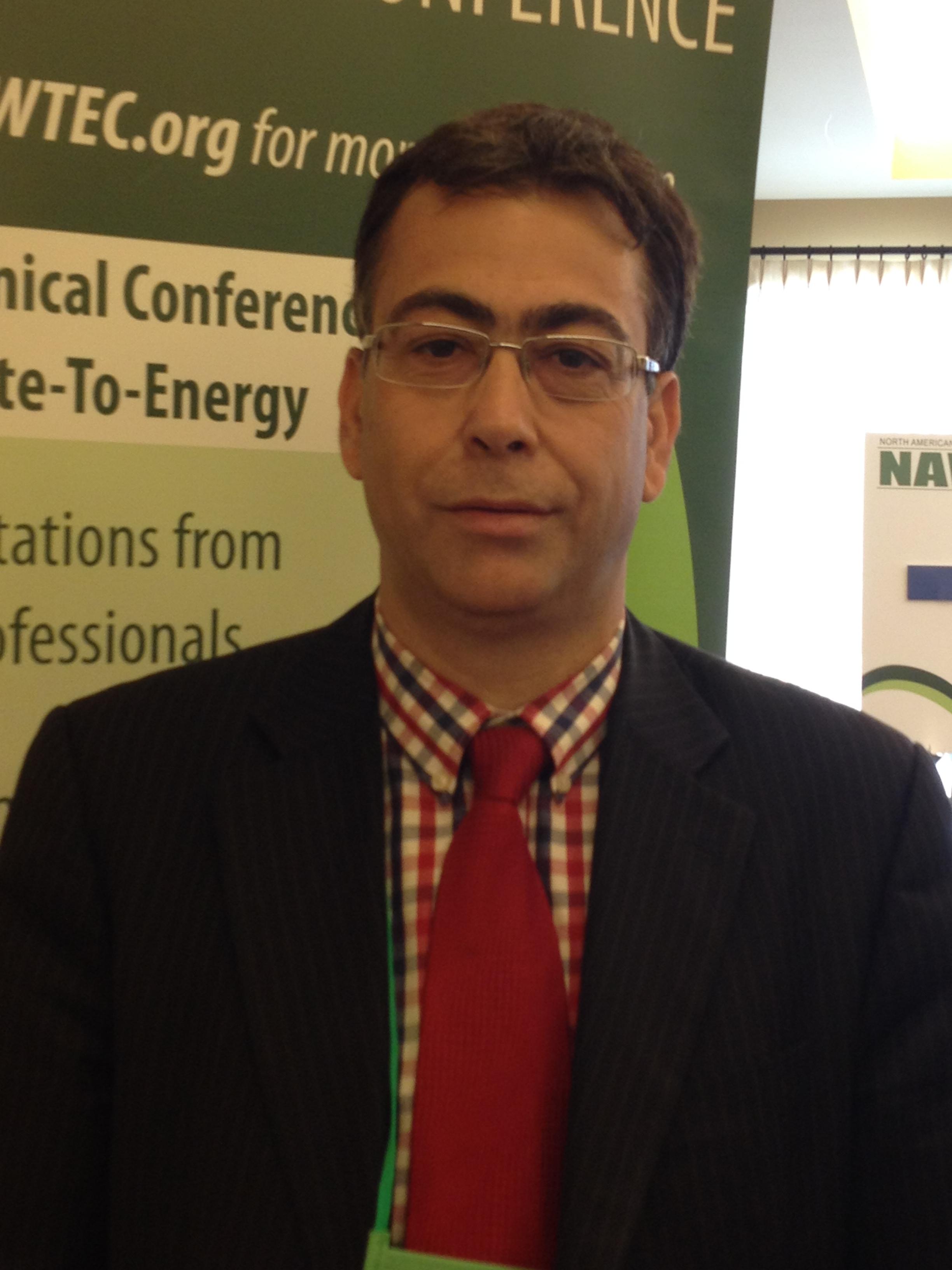 Dr. Efstratios Kalogirou